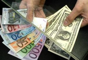 Dollars wisselen zonder extra kosten